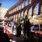 Settling into Segovia