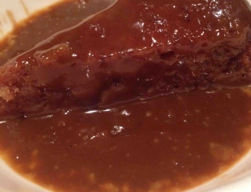Paleo Sticky Date pudding with caramel sauce…